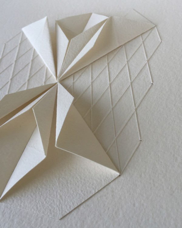 Liz Sofield Deco Fold Detail
