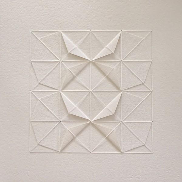 Liz Sofield Unweb paper art