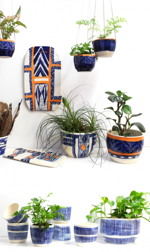 Trade the Mark ceramics