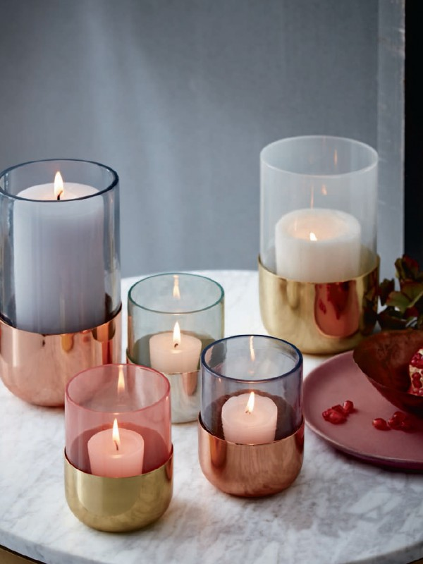 West Elm Spring 2016 candle holders