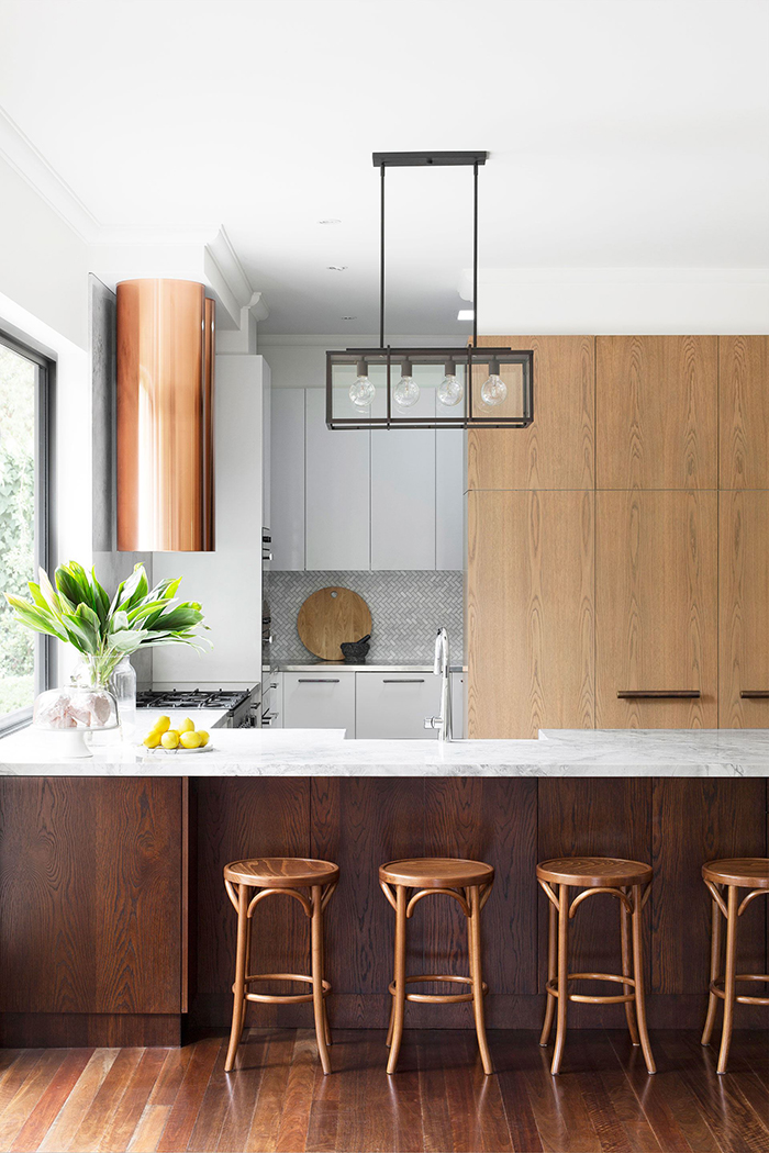 Kitchen of the Year. Amanda Lynn Interior Design. Photography by Martina Gemmola.