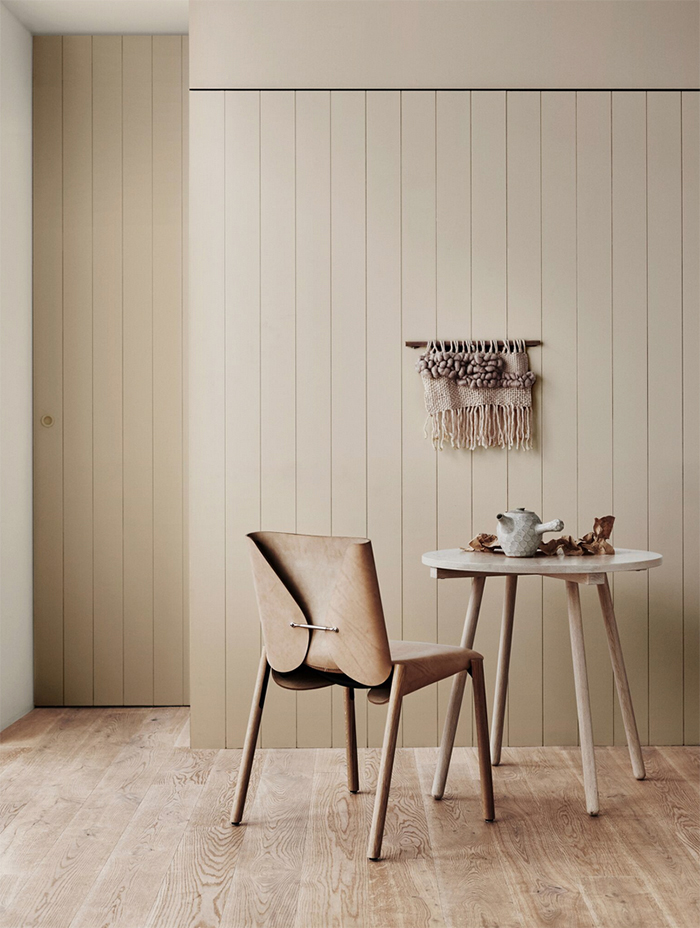 Dulux Colour Forecast 2017. Soft neutrals. Styling by Bree Leech and Heather Nette King, photography by Lisa Cohen.