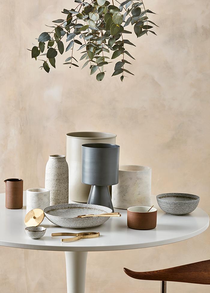 Stunning ceramics. Beautiful styling. Lightly Cinnamon homewares.