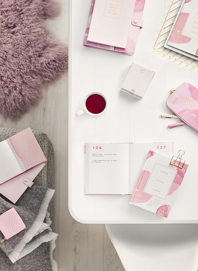 kikki.K Arianna Huffington Thrive collection