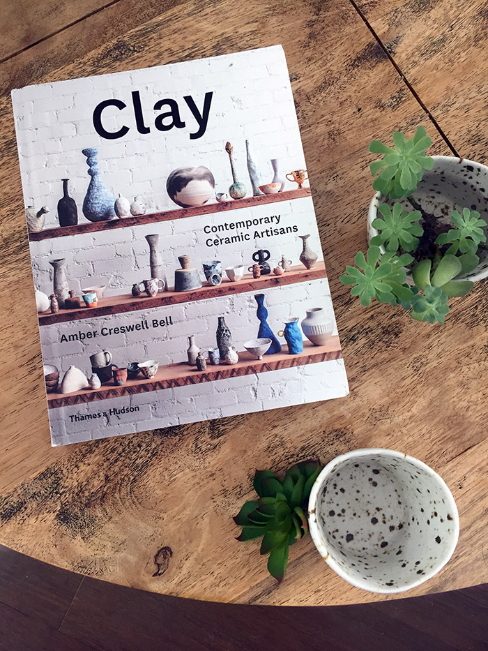 New book: Clay by Amber Creswell Bell
