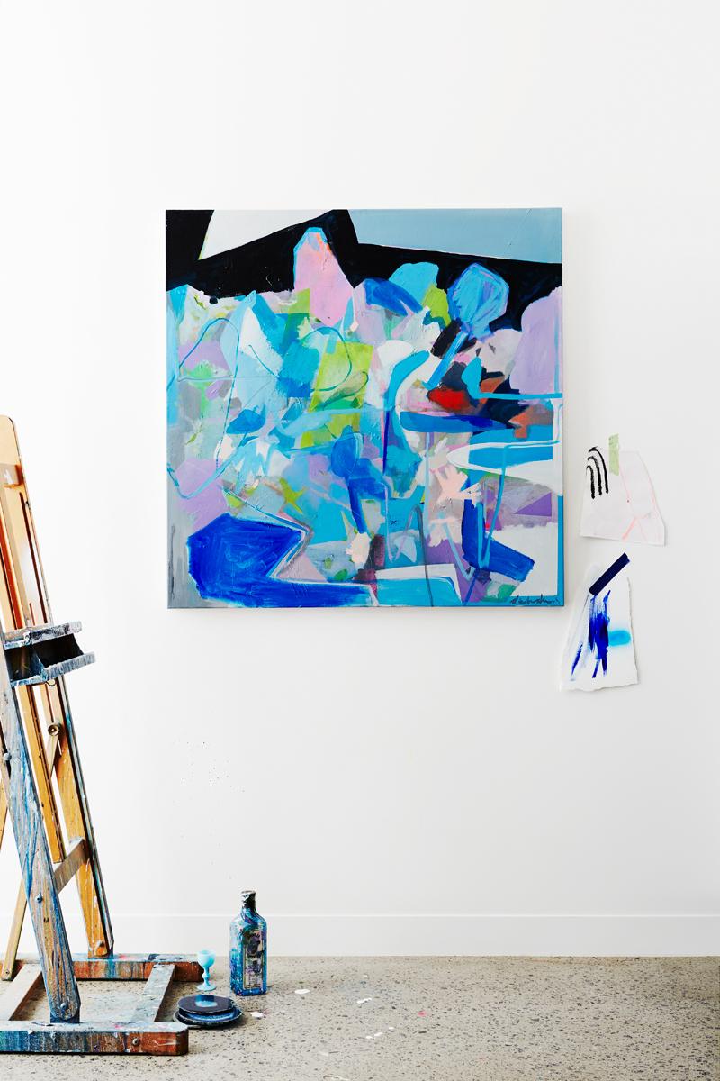 Interview with Australian artist Ali McNabney-Stevens