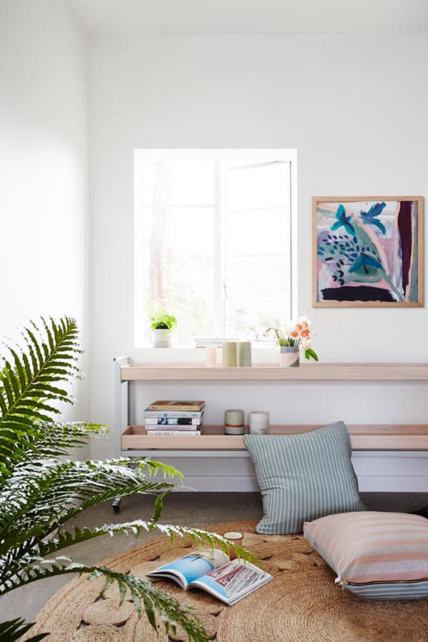 Lumier Art + Co House. Photography by Armelle Habib.