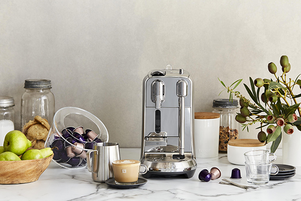 The new Nespresso Creatista has just been released in Australia and it's a game changer for coffee lovers.