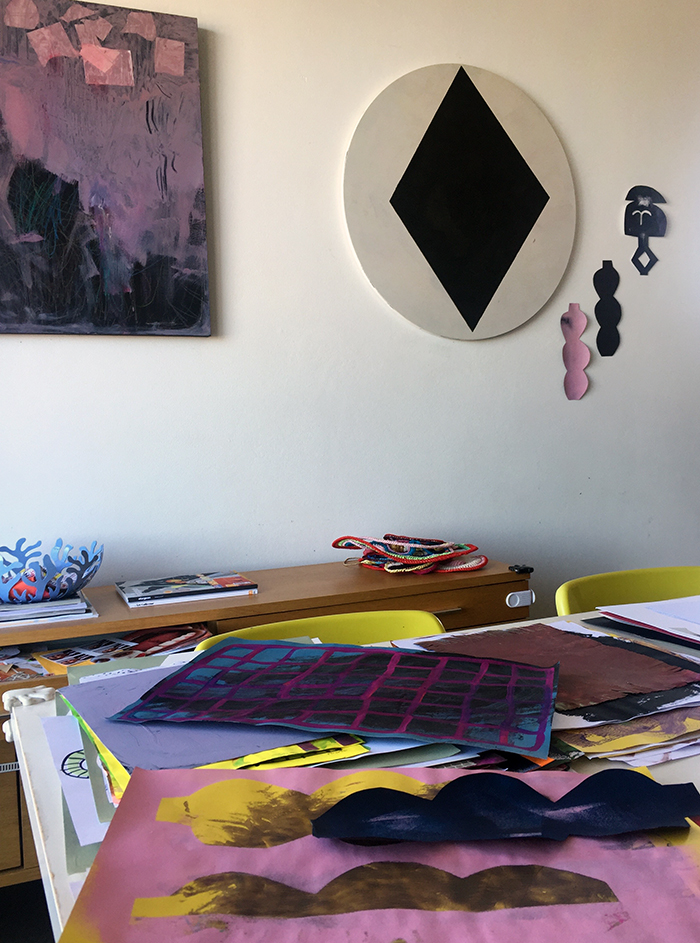 Studio tour and interview with Paula do Prado Sydney-based artist