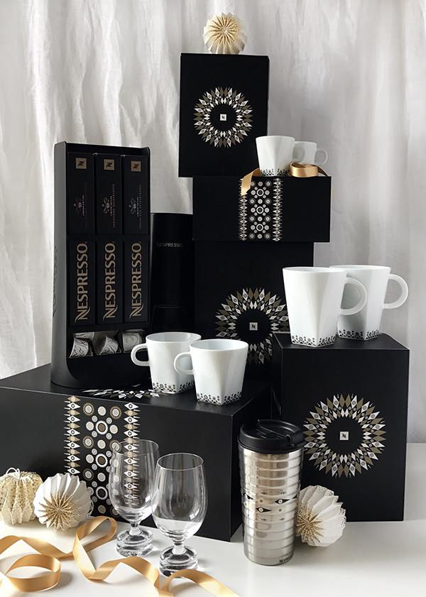 Nespresso gifting Christmas 2016