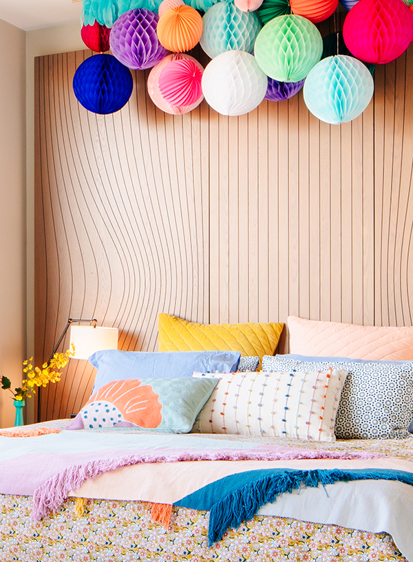 Details of the Summer Sleepover collaboration between Sage and Clare and Hilton hotels