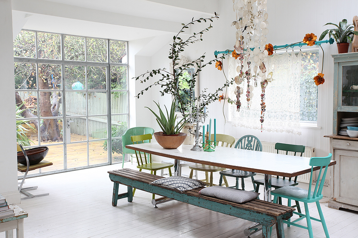 Interiors Scout Modern Bohemian Home In London We Are Scout