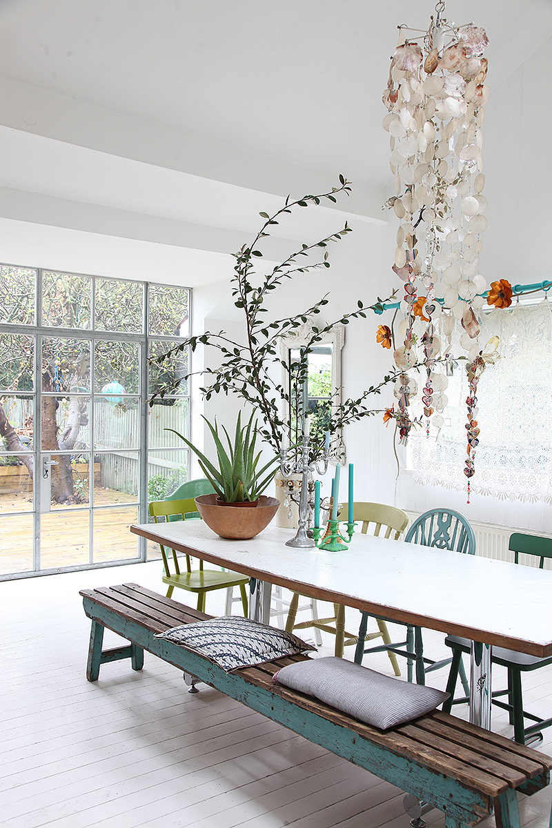 Love this dining space