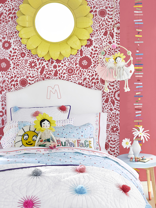 Pottery Barn Kids x Missoni collection