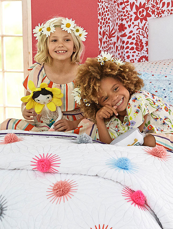 Margherita Missoni for Pottery Barn Kids collection