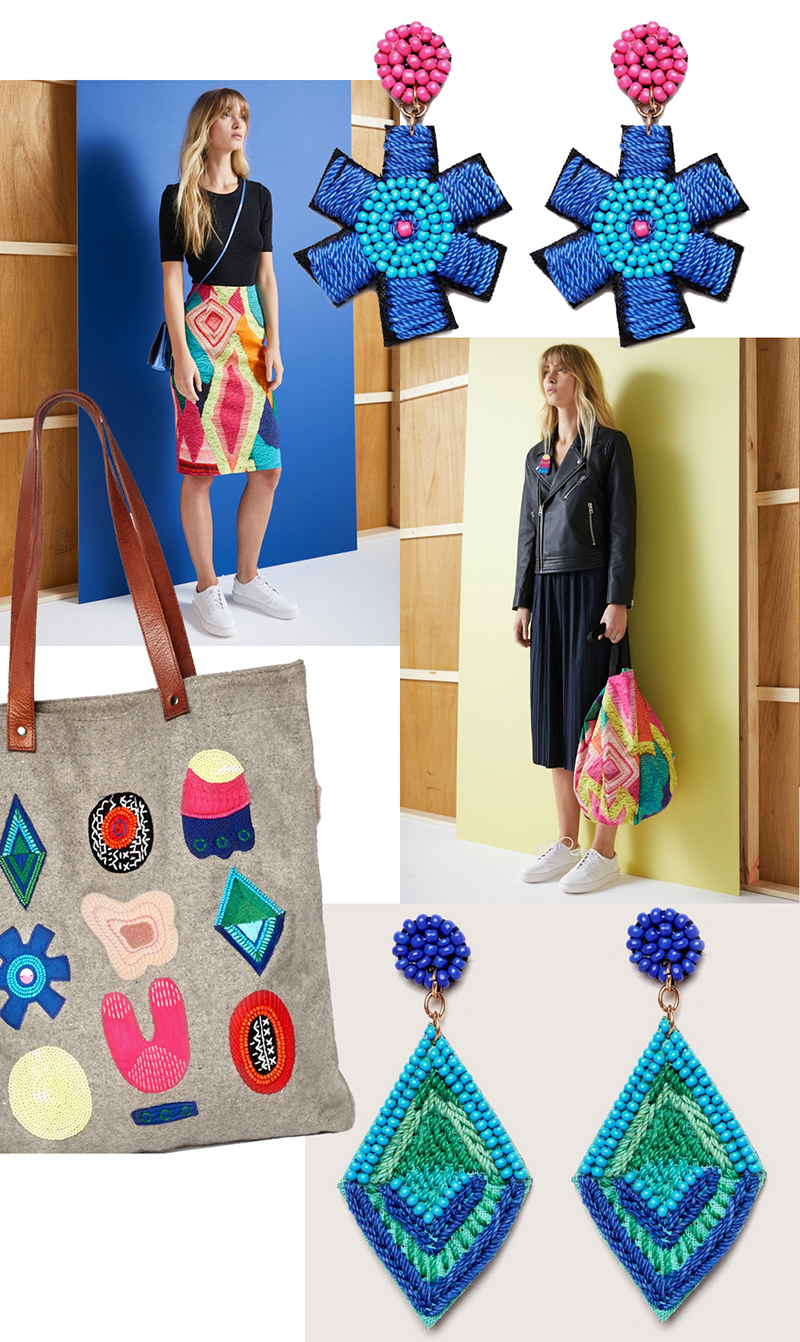 liz Payne x Gorman. Limited edition collection. Get in quick!