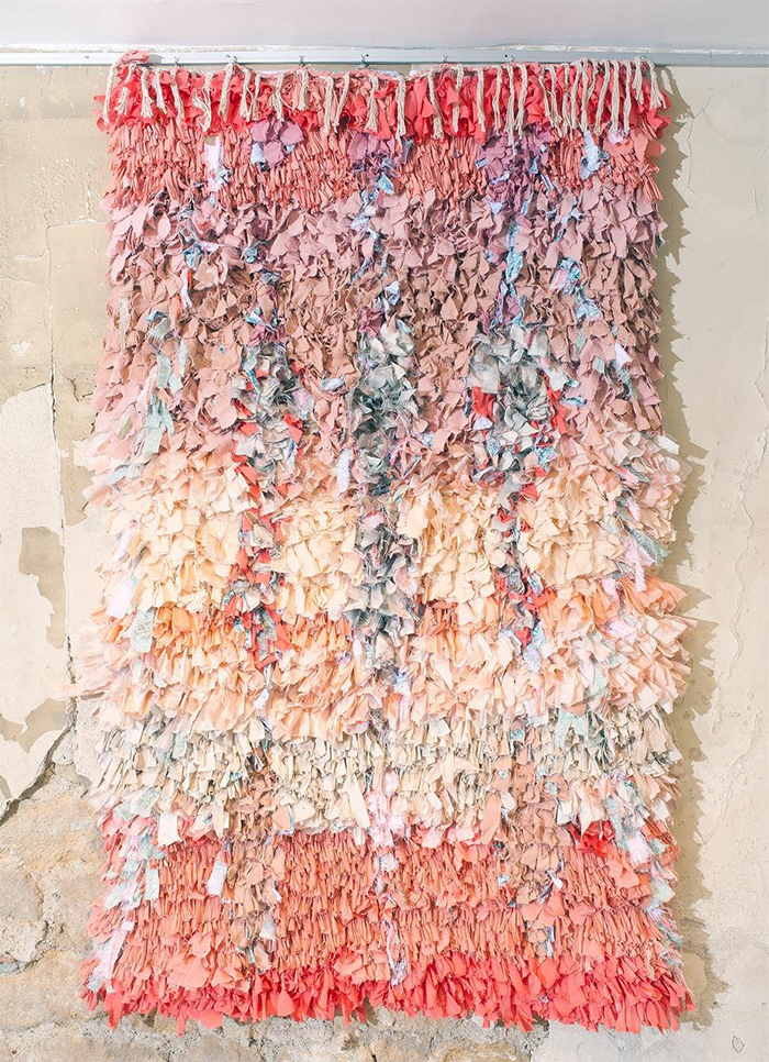 Boucharouite rugs - The Boucharouite Project - Calla Haynes