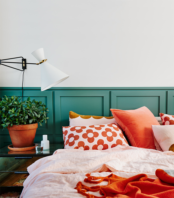 How to style a room - Photo: Castle and Things
