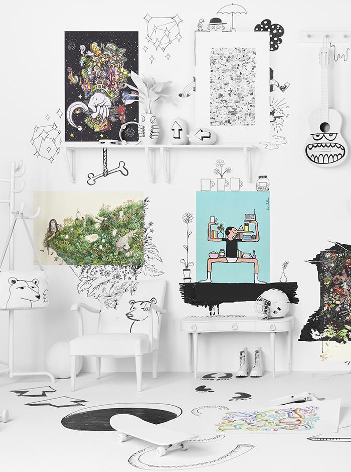 IKEA-affordable-art-1
