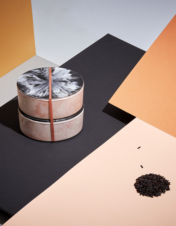 Bakelite bento box - the Marine Debris Bakelite project