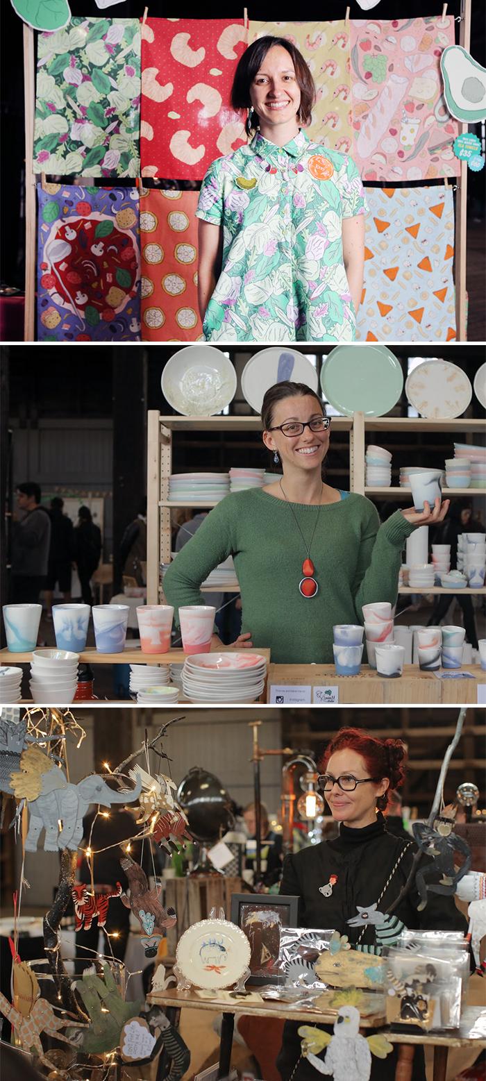 Makers - Sydney Made market