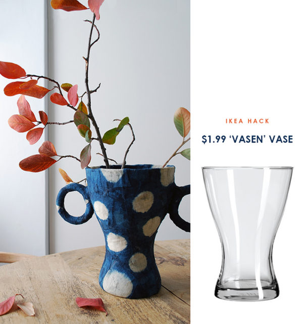 Ikea Hack Vasen Vase We Are Scout We Are Scout