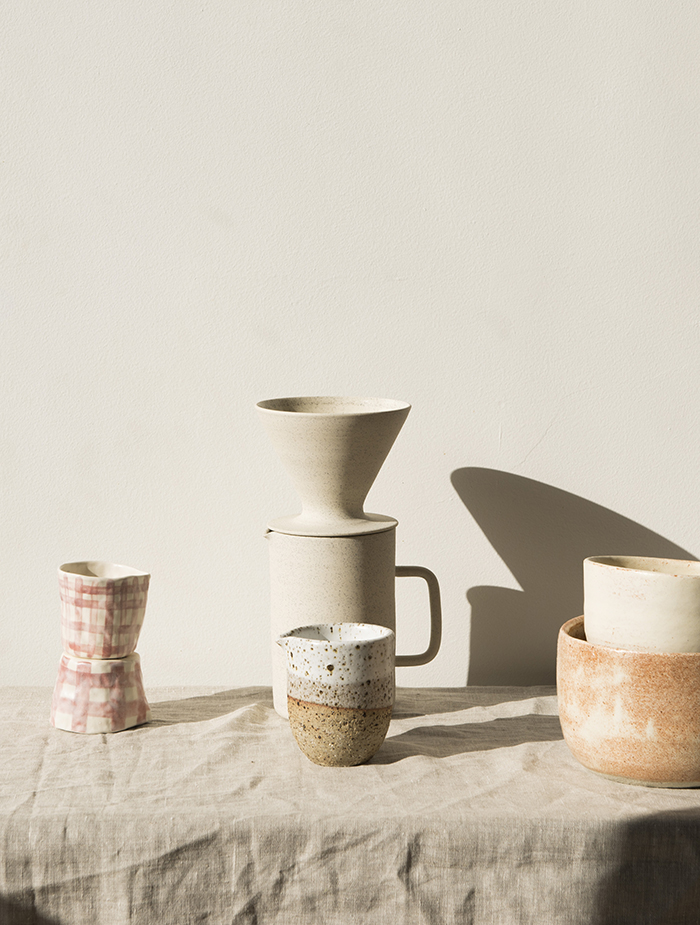 lovely ceramics at the Melbourne Ceramics Market