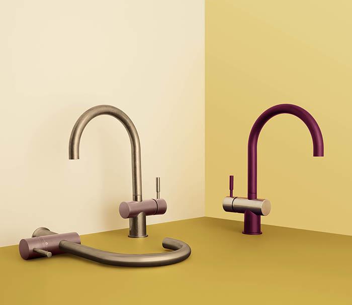 Stunning customisable tapware