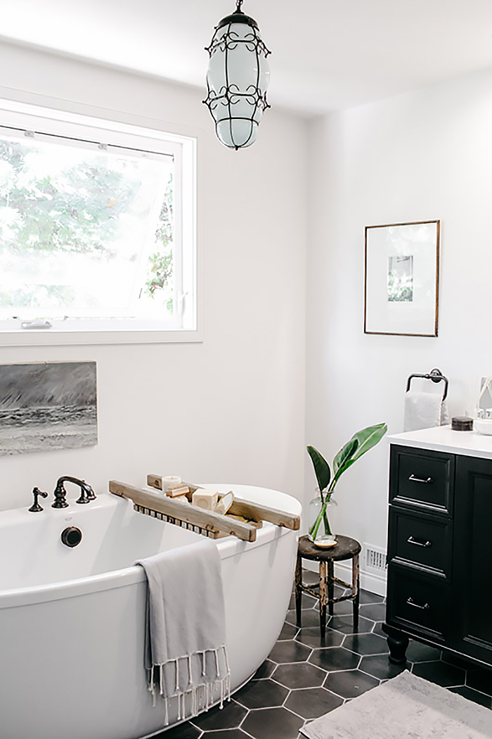 Bathroom renovation inspo SF Girl by Bay