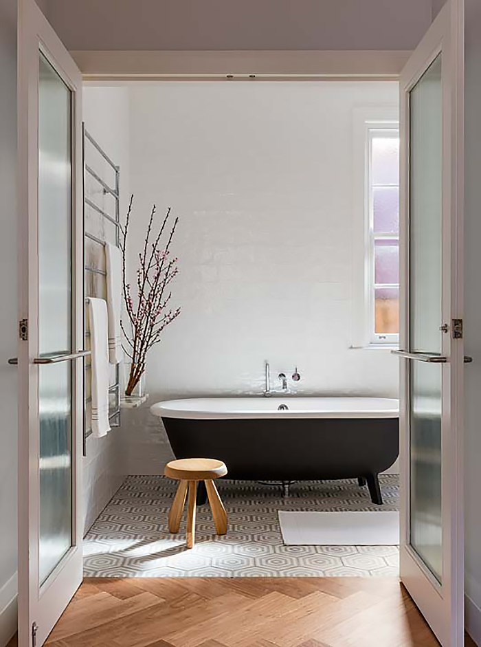 Bathroom renovation inspo - Arent & Pyke