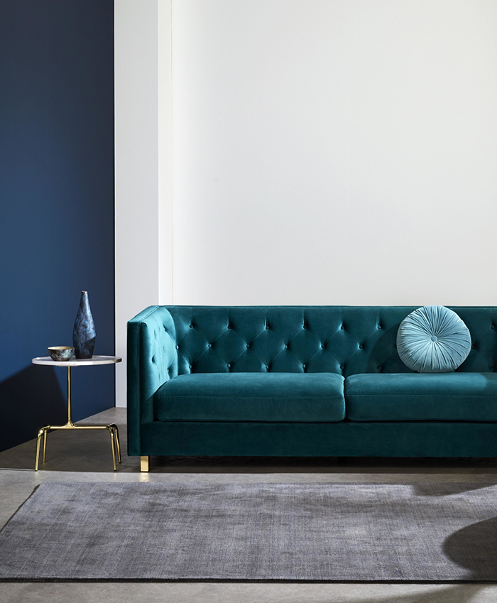Trend Scout The Best Velvet Sofas We Are Scout