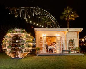 IKEA Growroom - a DIY vertical garden