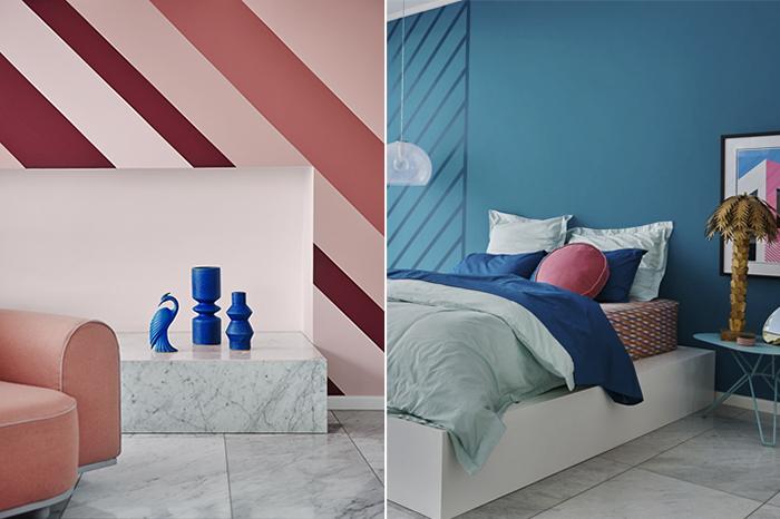 Interior colour trends 2018