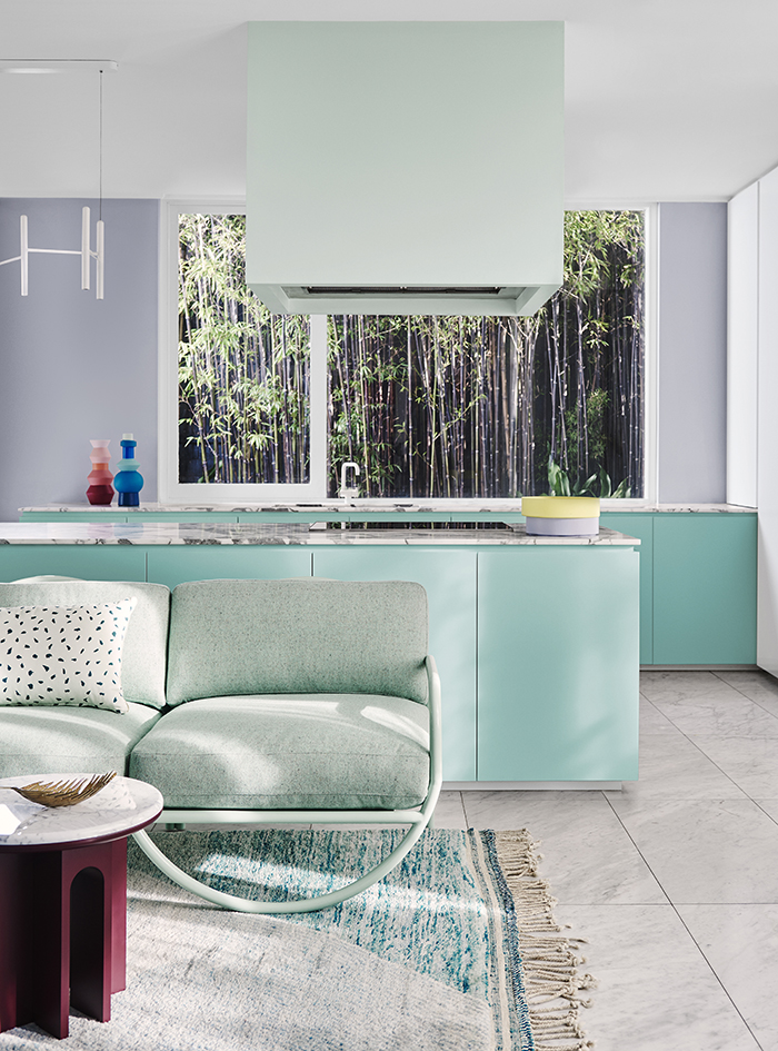 Trend Scout Dulux 2018 Interiors Colour Trends We Are Scout