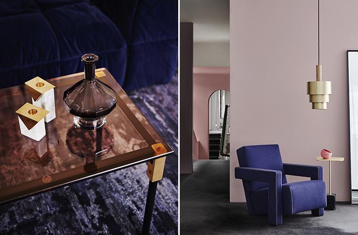 2018 interiors colour trends