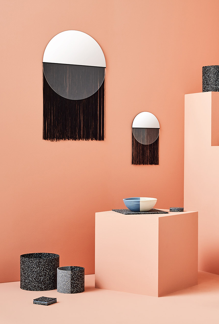 Fazeek homewares made from tyres!