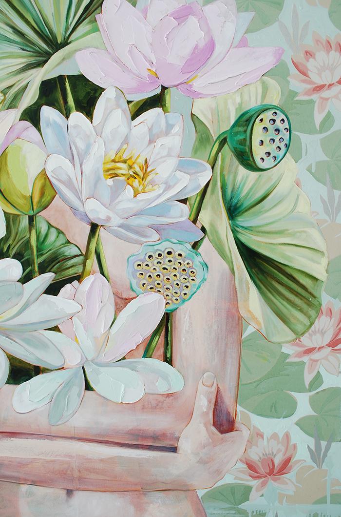Jessica Watts at Sydney Road Gallery