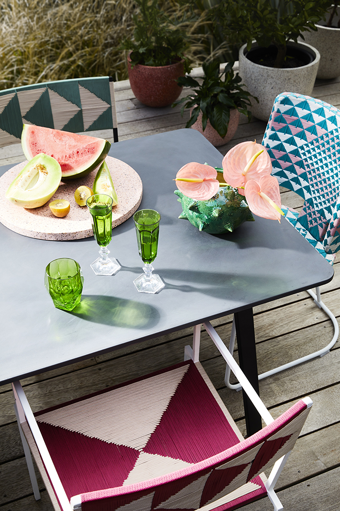 Fenton & Fenton new summer outdoor furniture