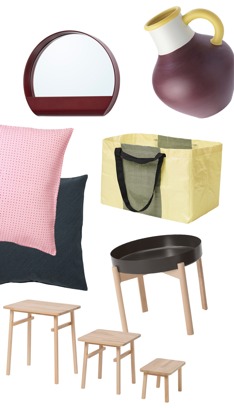 IKEA x HAY collection - top picks