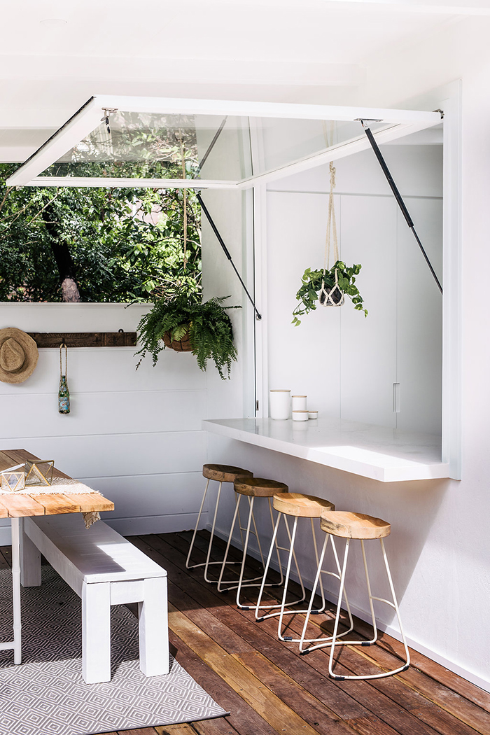 A Greek Islands style home in Sydney