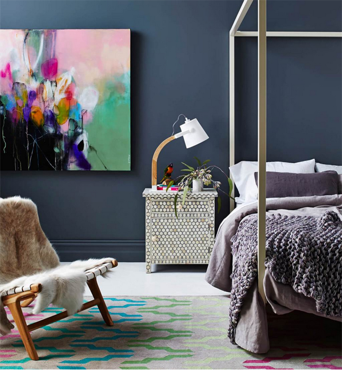 The Pinterest 100 - top 10 interiors trends 2018