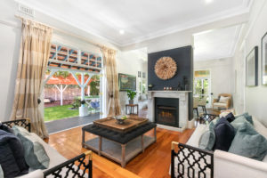 Sydney Real Estate - gorgeous grand home on the North Shore