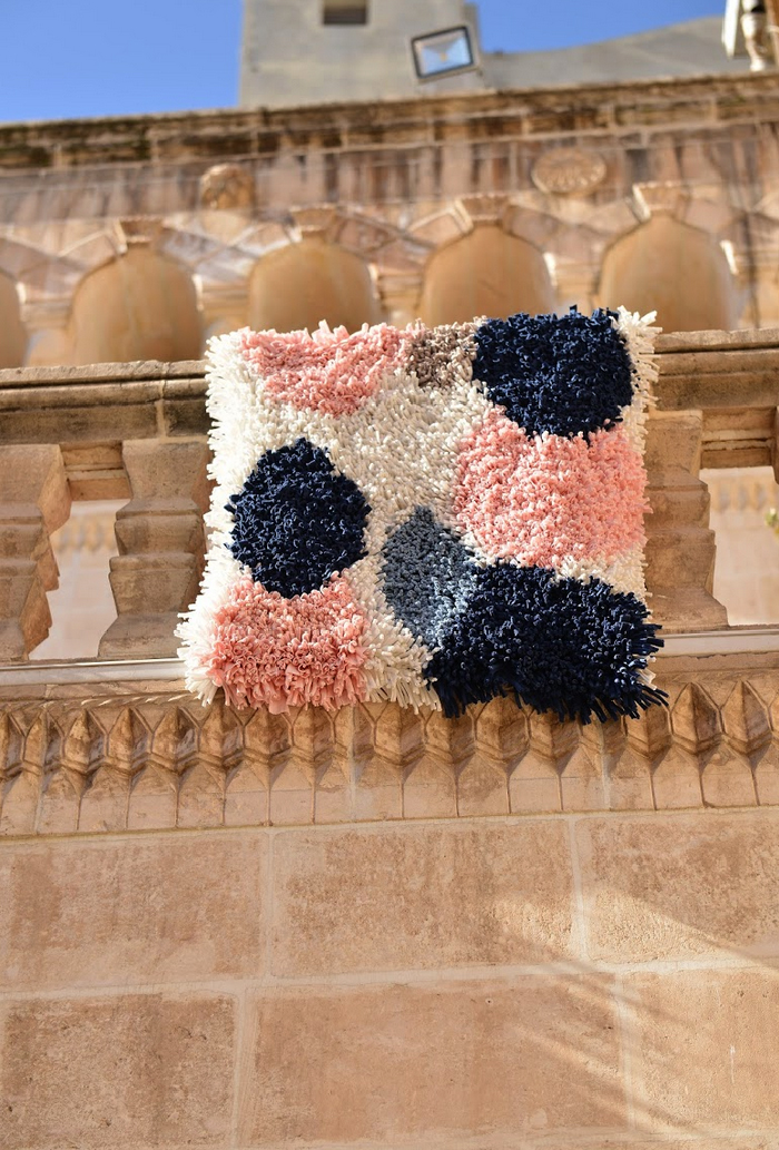RAGMATE Rugs - made by Syrian refugee women