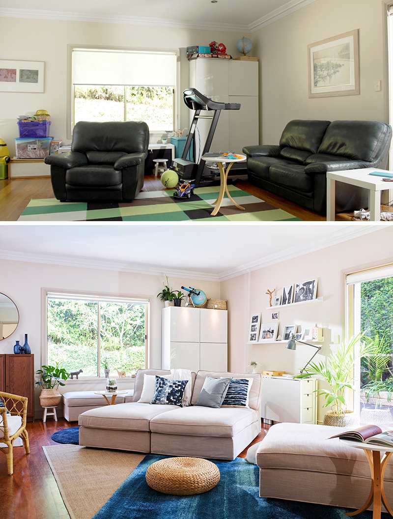 IKEA + You - real family's room makeover- before and after