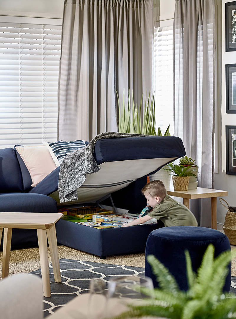 Beautiful ... IKEA + You   Real Familyu0027s Room Makeover