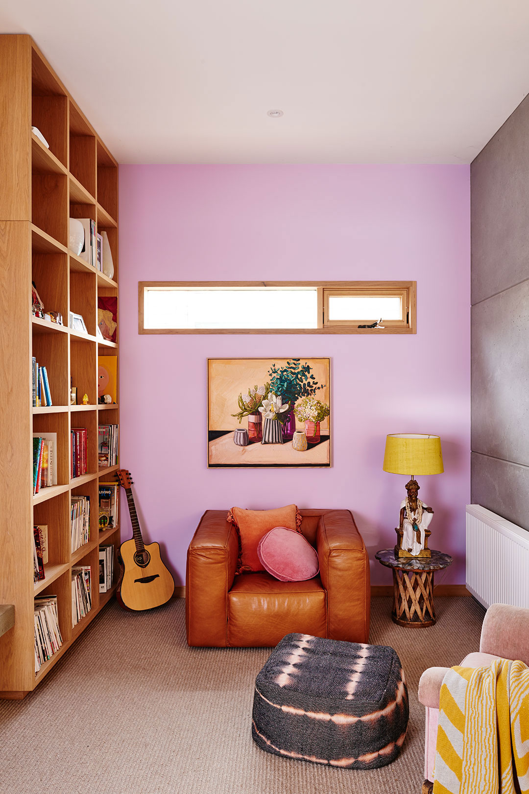 The colourful home of Kip & Co's Hayley Pannekoecke