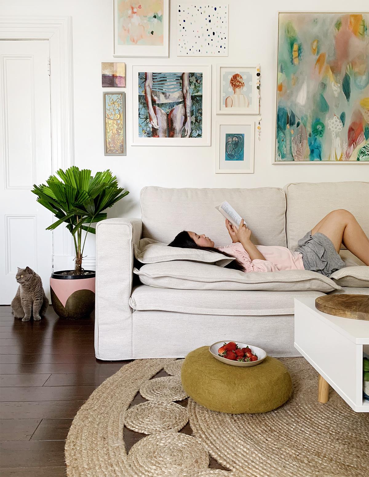 Choosing a sofa