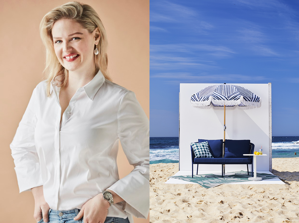 Elle Lovelock, editor of Real Living magazine: Top 5 summer decorating tips