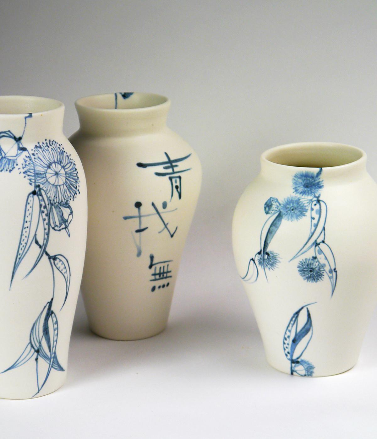 contemporary Australian ceramicists