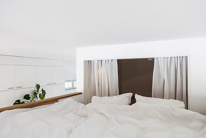clever small space solutions in a swedish studio apartment - we are